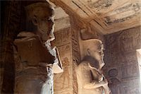 egyptian hieroglyphics - Temple at Abu Simbel, Nubia, Egypt Stock Photo - Premium Rights-Managednull, Code: 700-03445971