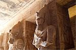The Great Temple at Abu Simbel, Nubia, Egypt Stock Photo - Premium Rights-Managed, Artist: Mark Downey, Code: 700-03445974