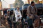 Fiacre Drivers Waiting, Edfu, Egypt Stock Photo - Premium Rights-Managed, Artist: Mark Downey, Code: 700-03445992