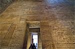 Temple of Horus, Edfu, Egypt Stock Photo - Premium Rights-Managed, Artist: Mark Downey, Code: 700-03445994