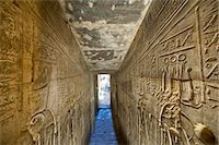 egyptian hieroglyphics - Temple of Horus, Edfu, Egypt Stock Photo - Premium Rights-Managednull, Code: 700-03445997