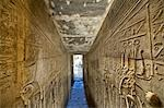 Temple of Horus, Edfu, Egypt Stock Photo - Premium Rights-Managed, Artist: Mark Downey, Code: 700-03445997
