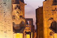 egyptian hieroglyphics - Ruins at Karnak, near Luxor, Egypt Stock Photo - Premium Rights-Managednull, Code: 700-03446001