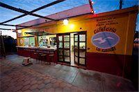 Cafeteria, Baja, Mexico Stock Photo - Premium Rights-Managednull, Code: 700-03446075