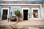 Store in Todos Santos, Baja, Mexico Stock Photo - Premium Rights-Managed, Artist: Mark Downey, Code: 700-03446081