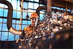 Apprentice Engineer With Swarf Waste Stock Photo - Premium Royalty-Free, Artist: Science Faction, Code: 649-03448460
