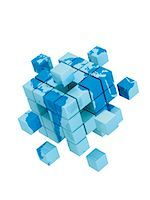 World Map on 3D Cube Stock Photo - Premium Rights-Managednull, Code: 700-03448748