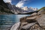 Moraine Lake, Banff National Park, Alberta, Canada Stock Photo - Premium Rights-Managed, Artist: Jochen Schlenker, Code: 700-03451129