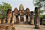Wat Si Sawai, Sukhothai Historical Park, Sukhothai, Thailand
