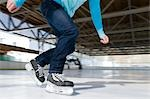Man Skating, Salzburg, Austria Stock Photo - Premium Rights-Managed, Artist: Bettina Salomon, Code: 700-03451322