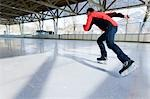Man Skating, Salzburg, Austria Stock Photo - Premium Rights-Managed, Artist: Bettina Salomon, Code: 700-03451325