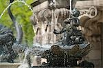 Detail of Grupello Pyramid, Parade Square, Mannheim, Germany Stock Photo - Premium Rights-Managed, Artist: KL Services, Code: 700-03451575