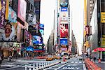 Times Square, Midtown, Manhattan, New York City, New York, United States of America, North America Stock Photo - Premium Rights-Managed, Artist: Robert Harding Images, Code: 841-03454435