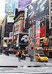 Times Square, Midtown, Manhattan, New York City, New York, United States of America, North America Stock Photo - Premium Rights-Managed, Artist: Robert Harding Images, Code: 841-03454437