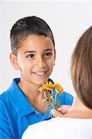 Portrait of Boy Stock Photo - Premium Royalty-Freenull, Code: 600-03456255