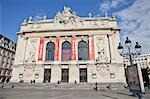 Opera House, Lille, Urban Community of Lille Metropole, Nord, Nord-Pas-de-Calais, France Stock Photo - Premium Rights-Managed, Artist: Tomasz Rossa, Code: 700-03456597