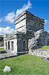 Temple of the Frescos, Tulum, Mexico Stock Photo - Premium Rights-Managed, Artist: KL Services, Code: 700-03456778