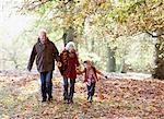Grandparents playing in park with grandson Stock Photo - Premium Royalty-Freenull, Code: 635-03457356