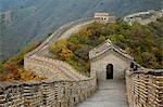 Great Wall of China at Mutianyu Stock Photo - Premium Royalty-Free, Artist: Robert Harding Images, Code: 635-03457659