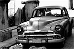 Parked 1950s Chevrolet sedan Stock Photo - Premium Royalty-Free, Artist: Arcaid, Code: 635-03457693