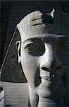 Ramses II sculpture in Luxor Temple. Stock Photo - Premium Rights-Managed, Artist: Arcaid, Code: 845-03463319