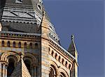 Natural History Museum, South Kensington, London. Architects: Alfred Waterhouse Stock Photo - Premium Rights-Managed, Artist: Arcaid, Code: 845-03463351