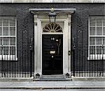 Number 10 Downing Street, Westminster, London. Stock Photo - Premium Rights-Managed, Artist: Arcaid, Code: 845-03463362