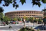La Misericordia Bullring, Zaragoza. Stock Photo - Premium Rights-Managed, Artist: Arcaid, Code: 845-03463642