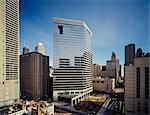 AMA Building, Chicago, Illinios. Architects: Kenzo Tange Stock Photo - Premium Rights-Managed, Artist: Arcaid, Code: 845-03463650