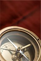 Compass detail. Stock Photo - Premium Rights-Managednull, Code: 845-03463672