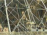 Hoover Dam electricity pylons and overhead crane in background Stock Photo - Premium Rights-Managed, Artist: Arcaid, Code: 845-03463684