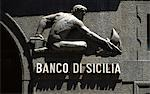Banco di Sicilia, Milan Italy Stock Photo - Premium Rights-Managed, Artist: Arcaid, Code: 845-03464092