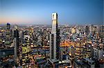 Eureka Tower - Melbourne, Australia. Architects: Fender Katsalidis Stock Photo - Premium Rights-Managed, Artist: Arcaid, Code: 845-03464309