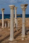 Central Church, (late) Roman site of Apollonia, Libya Stock Photo - Premium Rights-Managed, Artist: Arcaid, Code: 845-03464312