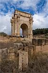 Arch of Septimius Severus, Leptis Magna, Libya Stock Photo - Premium Rights-Managed, Artist: Arcaid, Code: 845-03464320