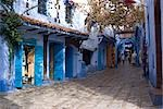 Chefchaouen, Morocco Stock Photo - Premium Rights-Managed, Artist: Arcaid, Code: 845-03464367