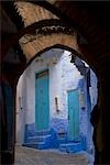 Chefchaouen, Morocco Stock Photo - Premium Rights-Managed, Artist: Arcaid, Code: 845-03464377