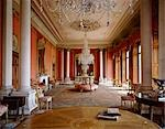 Brodsworth Hall. Drawing Room. Stock Photo - Premium Rights-Managed, Artist: Arcaid, Code: 845-03464669