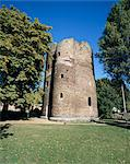 Cow Tower Norwich. Exterior view of 14th century tower. Stock Photo - Premium Rights-Managed, Artist: Arcaid, Code: 845-03464708
