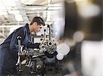 Apprentice Working With Basic Lathe Stock Photo - Premium Royalty-Free, Artist: Robert Harding Images, Code: 649-03466063