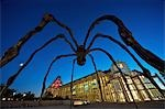 National Gallery of Canada and Maman, Ottawa, Ontario, Canada Stock Photo - Premium Rights-Managed, Artist: Hans Blohm, Code: 700-03466615