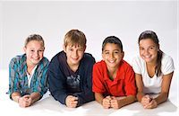 Portrait of Children Stock Photo - Premium Royalty-Freenull, Code: 600-03466755