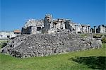 Mayan Ruins, Tulum, Mexico Stock Photo - Premium Rights-Managed, Artist: KL Services, Code: 700-03466723