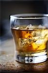 Glass of Whiskey Stock Photo - Premium Rights-Managed, Artist: Yvonne Duivenvoorden, Code: 700-03478697