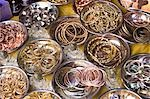 Bangles at a market stall, Pushkar, Rajasthan, India Stock Photo - Premium Royalty-Free, Artist: Photosindia, Code: 630-03479072