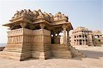 Temple in a fort, Gwalior Fort Sas-Bahu Temple, Gwalior, Madhya Pradesh, India