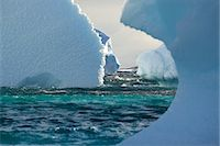 Icebergs.  Antarctica Stock Photo - Premium Rights-Managednull, Code: 700-03484588
