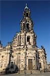 Katholische Hofkirche, Dresden, Saxony, Germany Stock Photo - Premium Rights-Managed, Artist: Raimund Linke, Code: 700-03484663