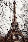 Eiffel Tower, Paris, France Stock Photo - Premium Rights-Managed, Artist: ableimages, Code: 822-03485255