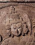 Brahma, Nanpaya temple, Bagan (Pagan), Myanmar (Burma), Asia Stock Photo - Premium Rights-Managed, Artist: Robert Harding Images, Code: 841-03489525